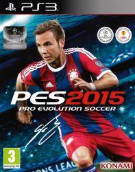 Pro Evolution Soccer 2015 - PES 2015 - PS3