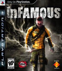 inFamous - Seminovo - PS3