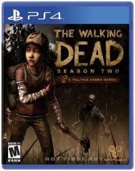 The Walking Dead: A Telltale Game Series - Season Two - PS4