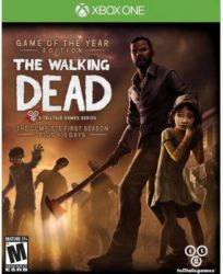 The Walking Dead: A Telltale Games Series - Xbox One