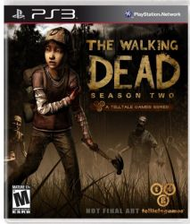 The Walking Dead: A Telltale Game Series - Season Two - PS3