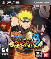 Naruto Shippuden Ultimate Ninja Storm 3 - Seminovo - PS3
