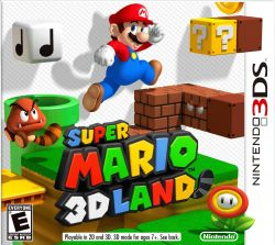 Super Mario 3D Land - Seminovo - Nintendo 3DS