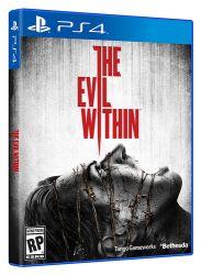 The Evil Within - Seminovo - PS4
