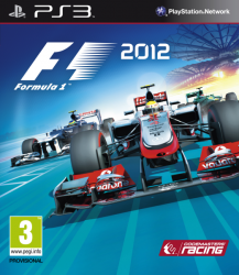 Formula 1 2012 (F1 2012) - Seminovo - PS3