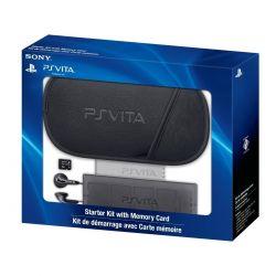 Kit Starter com Memória 4GB - PSVITA