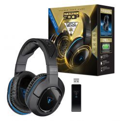 Headset Wireless 7.1 Turtle Beach Stealth 500P - PS3 / PS4