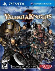 Valhalla Knights 3 - PSVITA