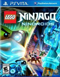 LEGO Ninjago: Nindroids - PSVITA