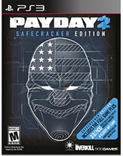 PayDay 2: Safecracker Edition - PS3