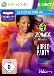 Zumba Fitness: World Party - Xbox 360