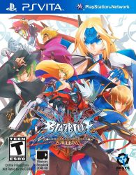 BlazBlue: Continuum Shift Extend - Seminovo - PSVITA (s / case)