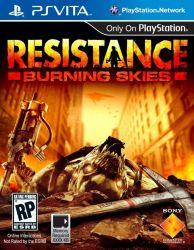 Resistance: Burning Skies - Seminovo - PSVITA