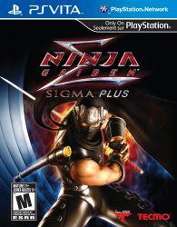 Ninja Gaiden Sigma Plus - Seminovo - PSVITA