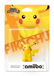 Amiibo: Pikachu - Wii U / Nintendo 3DS