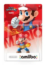 Amiibo: Mario - Wii U