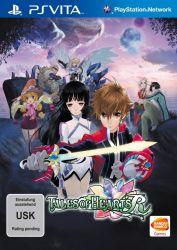 Tales of Hearts R - PSVITA