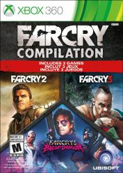 Far Cry: Compilation - Xbox 360