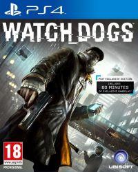 Watch Dogs - Seminovo - PS4
