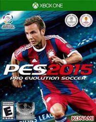 PES 15 - Pro Evolution Soccer 2015 - Seminovo - Xbox One