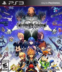 Kingdom Hearts II.5 2.5 Remix - PS3