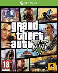 Grand Theft Auto V - GTA V - GTA 5  -  Seminovo  - Xbox One