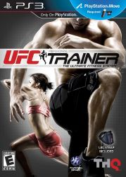 UFC Personal Trainer: The Ultimate Fitness System - Seminovo - PS3