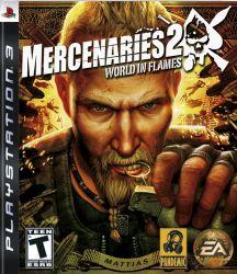 Mercenaries 2: World in Flames - Seminovo - PS3