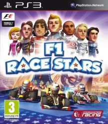 F1 Race Stars - Seminovo - PS3