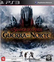 The Lords of the Rings - War in the North - Seminovo - PS3