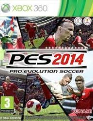 Pro Evolution Soccer 2014 - PES 2014 - Seminovo - Xbox 360