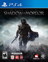 Terra Média: Sombras de Mordor (Shadow of Mordor) - Seminovo - PS4