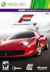 Forza Motorsport 4 - Seminovo - Xbox 360