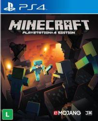 Minecraft - Seminovo - PS4