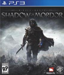 Terra-Média: Sombras de Mordor - Seminovo - PS3
