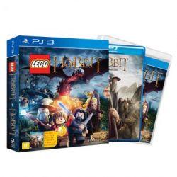LEGO: The Hobbit + Filme O Hobbit: Uma Jornada Inesperada - PS3
