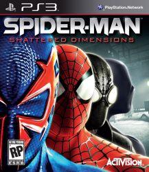 Spider-Man: Shattered Dimensions - Seminovo - PS3