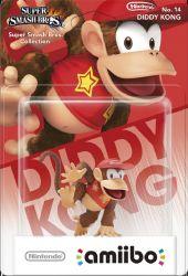 Amiibo: Diddy Kong - Wii U