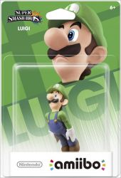 Amiibo: Luigi - Wii U