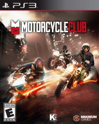 Motorcycle Club - PS3