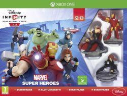 Disney Infinity: Marvel Super Heroes 2.0 - Seminovo -  Xbox One