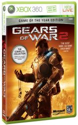 Gears of War 2 Game of The Year Edition - Xbox 360