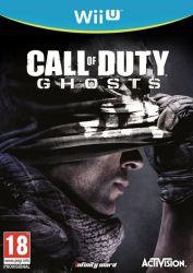 Call of Duty: Ghosts - Seminovo - Wii U