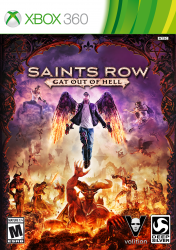 Saints Row IV: Gat Out of Hell - First Edition - Xbox 360