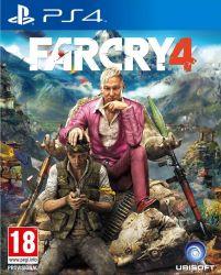 Far Cry 4 - Seminovo - PS4