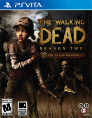The Walking Dead: A Telltale Game Series - Season Two - PSVITA