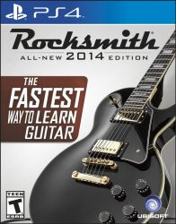 Rocksmith 2014 c/ Cabo - All New 2014 Edition - PS4