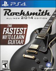 Rocksmith 2014 c/ Cabo - PS4