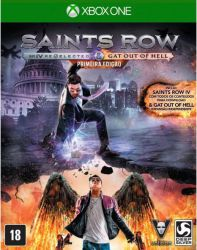 Saints Row IV: Re-Elected - First Edition - Xbox One