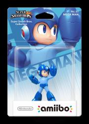 Amiibo: Mega Man - Wii U